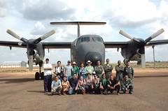 Xingu (MT) (+simples) Tags: plane xingu avio clau jornalistas bfalo kuikuro