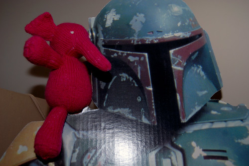 Pink Elephant Loves Storm Trooper