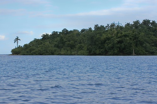 navy island. where flemming conjured bond.