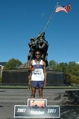 thomas22 (thlg2jr) Tags: marine marathon corps 2007