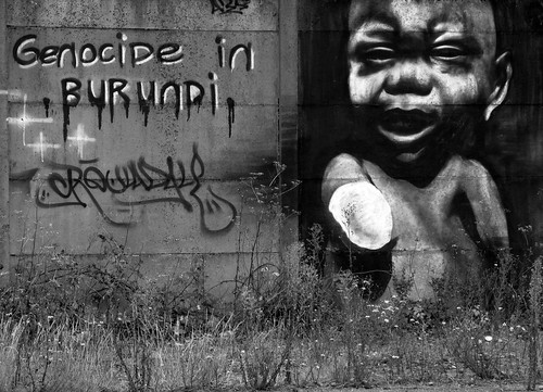 Le Génocide des Bahutu du Burundi