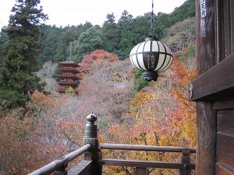 長谷寺-五重塔