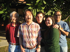 my family (_melika_) Tags: christmas family dad brother uncle grandpa