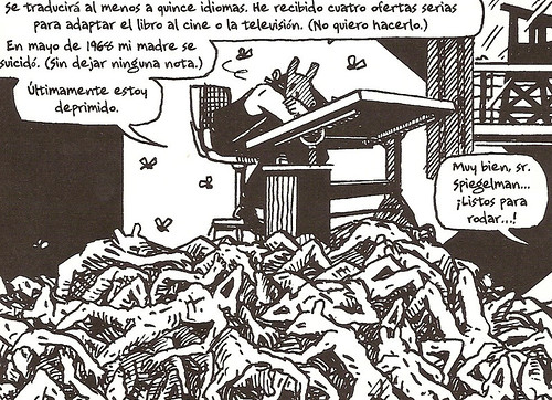 Maus - Art - Cadáveres