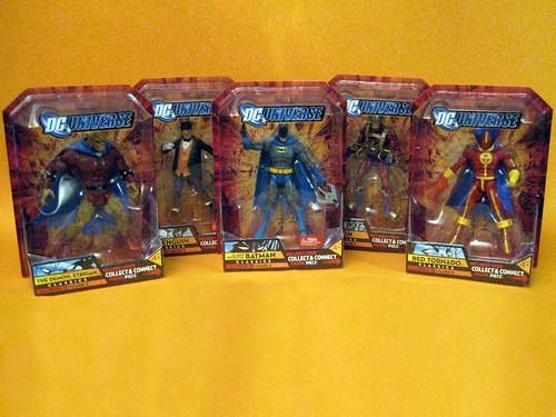 DC Universe Wave 1