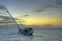 Despair (Tim King Photography) Tags: 1025fav sunrise dawn sailing refugees desperate explore shipwreck beached sunk bahamas hdr haitian 3xp photomatix illegalimmigrant explored 35faves 25faves yamacraw hdraddicted gloriousfool goldstaraward