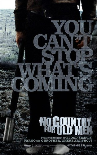 No Country for Old Men (2007) poster 3