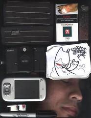 Face Your Pockets (TH KILLR GRBIL) Tags: streetart gerbil graffiti singapore custom