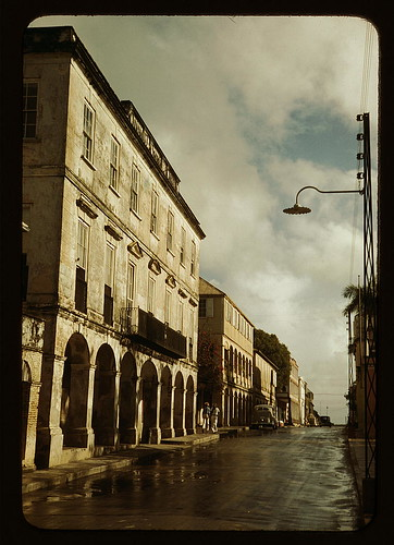 Christiansted, St. Croix, Virgin Islands.  Dec 1941