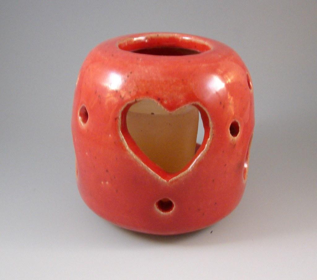 Valentine Candle Votive