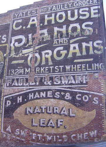 Ghost Signs in Grafton