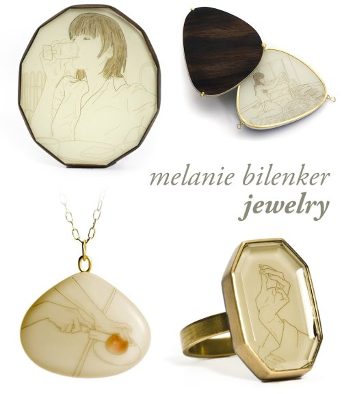 melanie bilenker jewelry