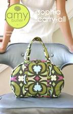 amy buter sophia bag pattern