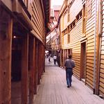 Bergen: Bredsgården passage
