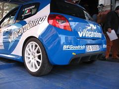 Renault Clio RS - Rally Andora 2008
