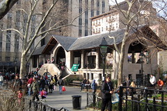 NYC - Chinatown - Columbus Park by wallyg, on Flickr