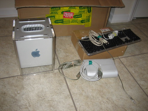 Apple Mac Cube G4