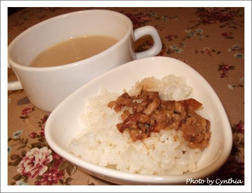 滷肉飯&湯
