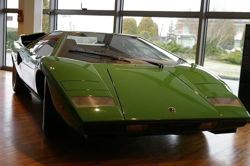 Lamborghini, historia de una venganza.
