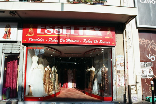 Magasin robe de mariee paris barbes
