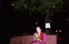 The best refreshment (Jennifer Kumar) Tags: bombay mumbai negativescan queensnecklace india1998