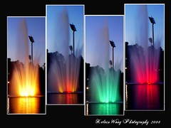 Adelaide Torrens River Fountain  (Kelvin Wong (Away)) Tags: water colours australia adelaide southaustralia foutain torrensriver aplusphoto kelvinwong piscesromance