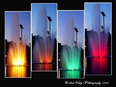 Adelaide Torrens River Fountain  (Kelvin Wong (Away)) Tags: water colours australia adelaide southaustralia foutain torrensriver aplusphoto kelvinwong piscesromance