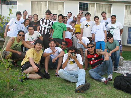 Foto quase oficial do BlogCamp ES