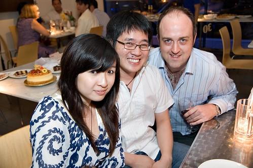Wen Qi, Tim and Me