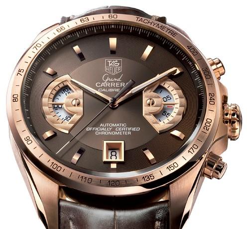 Tag Heuer Grand Carrera Caliber 17 L. E. Chronograph