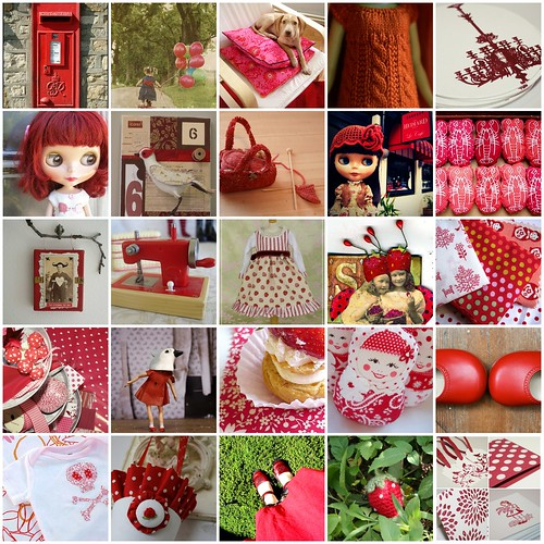 Red lovelies