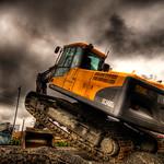 Heavy Machine showing off