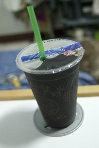 國香厚濃青草茶