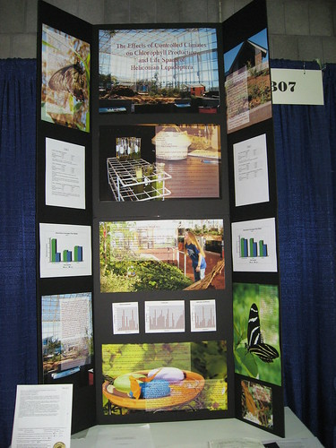 environmental science display