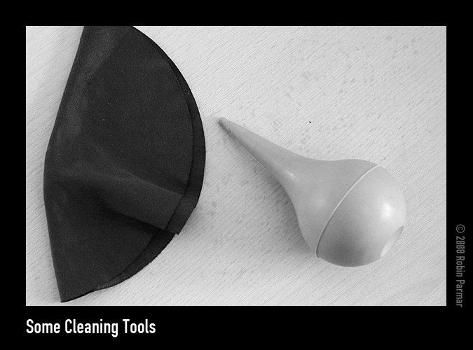 Some Cleaning Tools