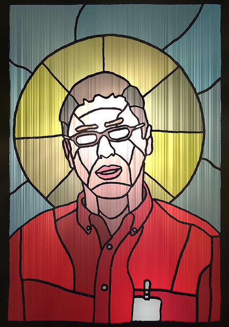 The Martyrdom of Saint Brian