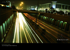 King Fahad Road (Abdulla Attamimi Photos [@AbdullaAmm]) Tags: road street light cars st night photography lights photo nikon photos photographic 2008 riyadh saudiarabia rd  2010 abdulla ksa abdullah amm       d90 kingfahad       tamimi      kingfahadstreet attamimi  kingfahadst      desamm abdullahamm kingfahadsroad abdullaamm desammcom desammnet altamimialtamimi    kingfahadrd   abdullaattamimi abdullahattamimi