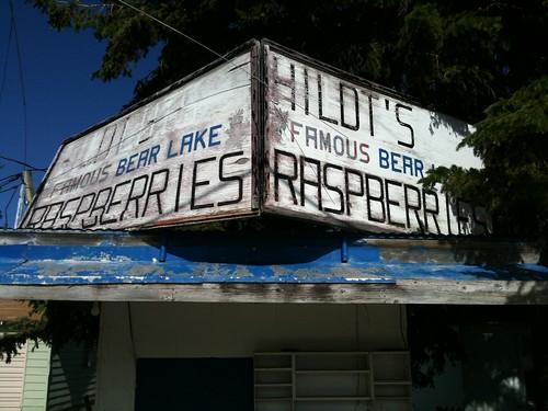Hildt's Famous Raspberries