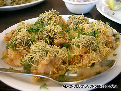 Pani puri - a must-try in India