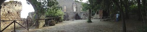 Castello di Laconi   Laconi - Sardinia by frantziscu.sanna