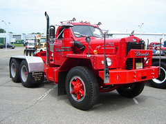 1964 Mack B-81 (jack byrnes hill) Tags: mack antiquetruck heavyhauler metroaths2011