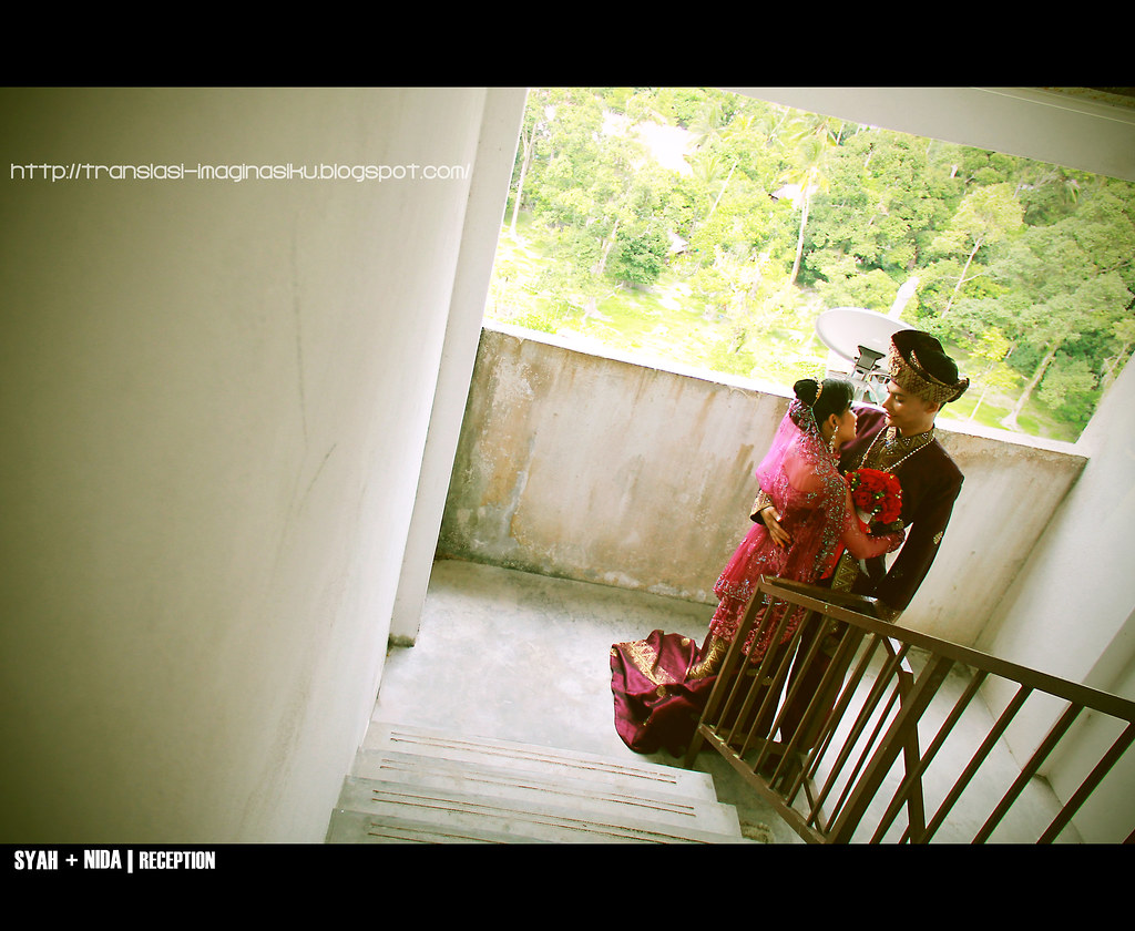 Preview: Reception [Syah + Nida]