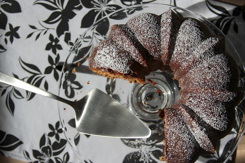 prune cake! don't be a hatin' on my prunes