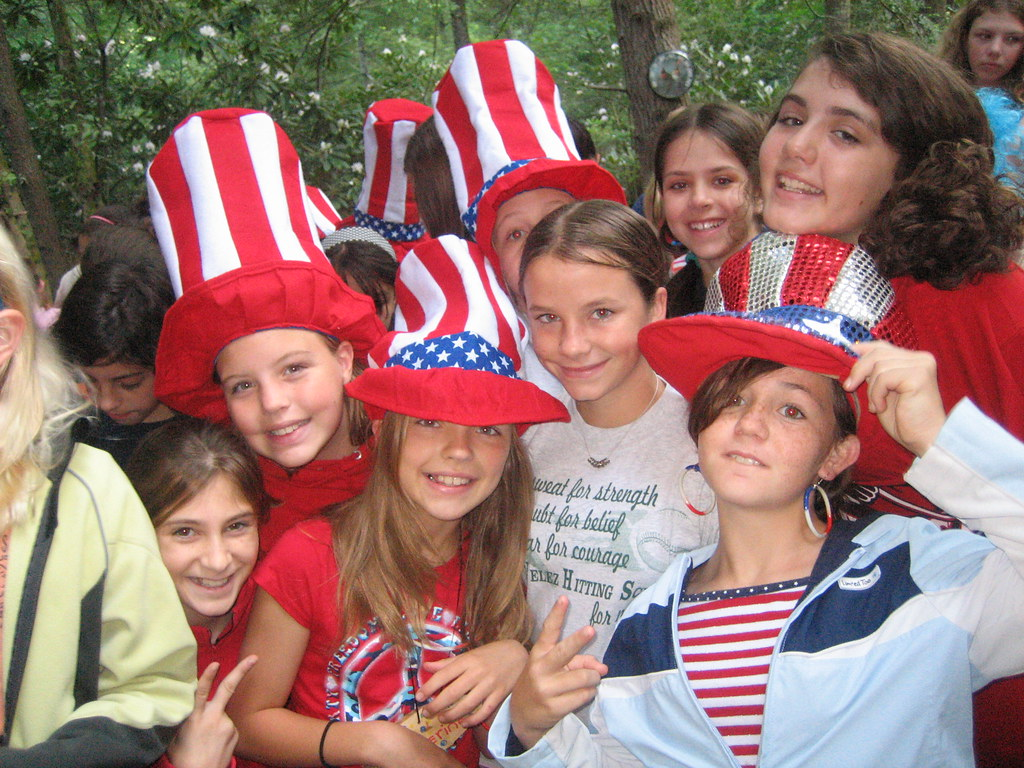 Summer Camp 4th of July