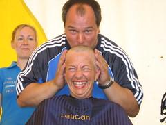 Leucan Granby (johanne prescott) Tags: woman photo action femme cancer granby bonne amiti amie cheveux leucan organisme