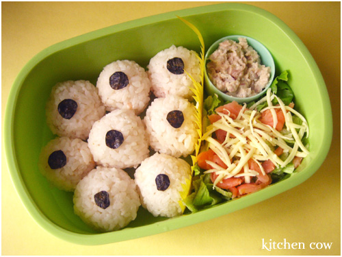 170 Spooky Eyeball Bento