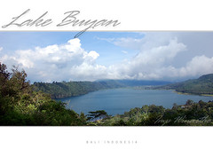lake buyan (21win - www.baliphotographer.com) Tags: bali lake indonesia landscape interesting tour destination danau bedugul buyan danaubuyan platinumphoto lakebuyan