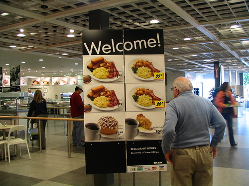 Welcome to IKEAFOOD