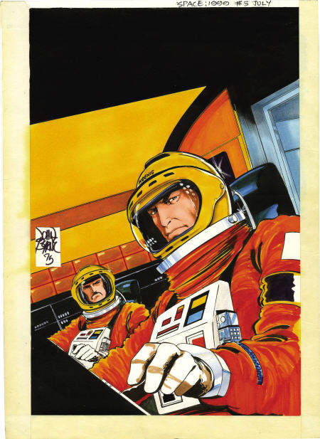 space:1999 by john byrne