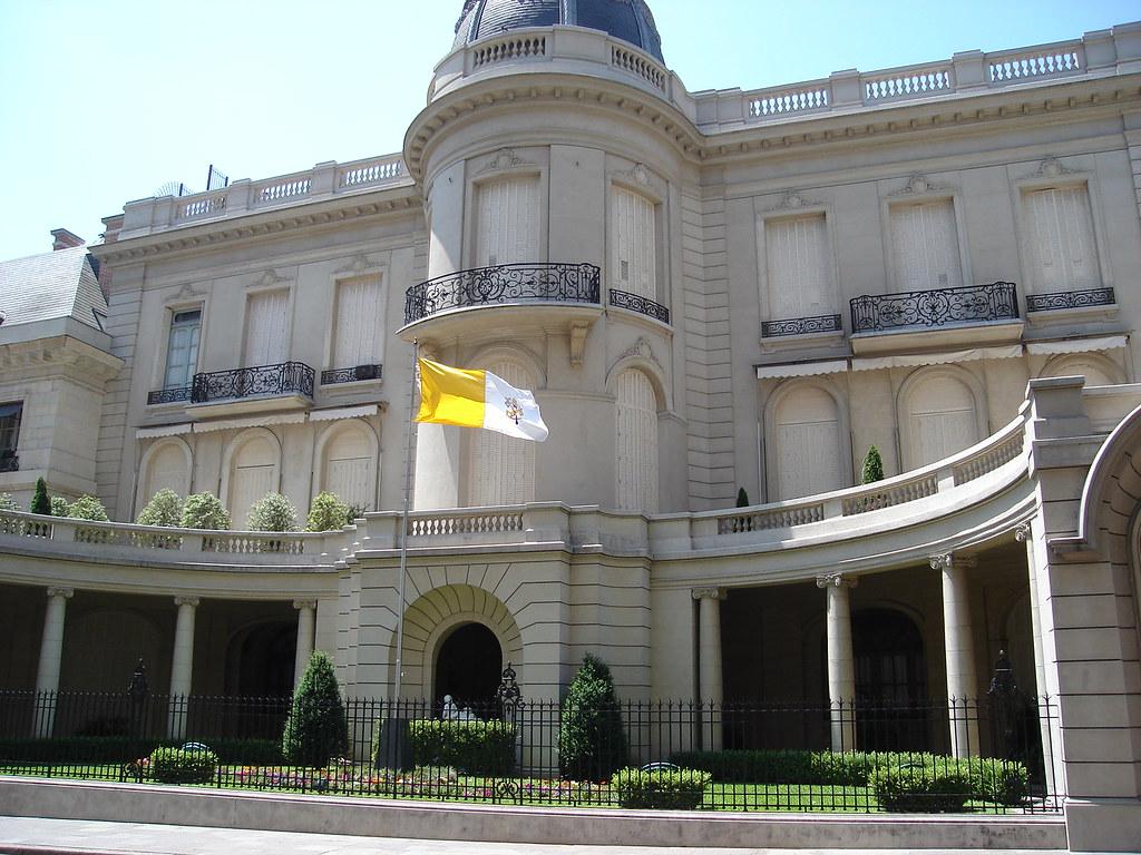 embajadas en argentina